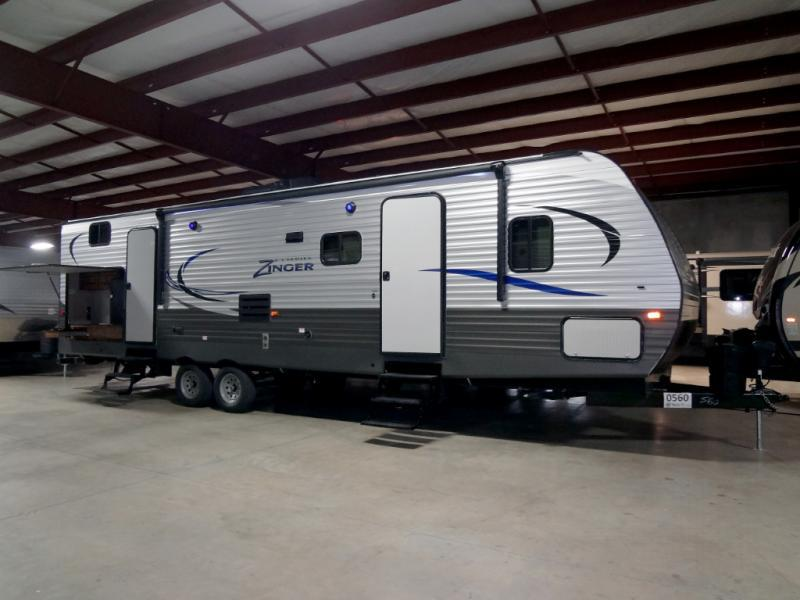 2017 Crossroads Rv Zinger Z1 Series ZR328SB