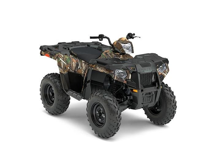 2017 Polaris Sportsman 570 Camo