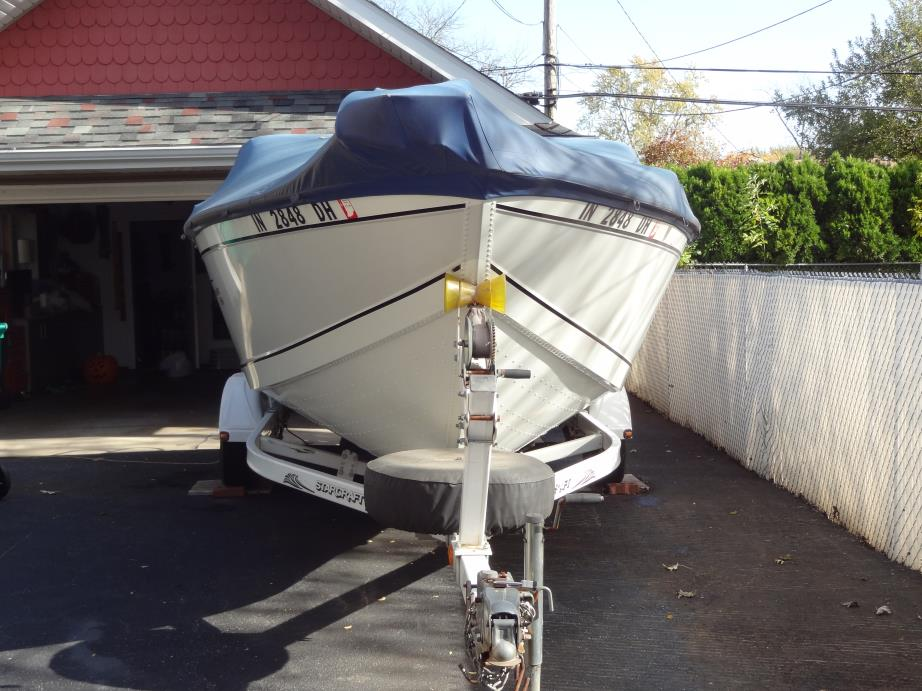 2001 Starcraft 1961 Fishmaster