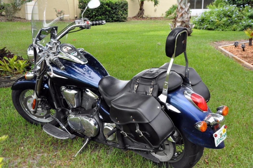 2006 Kawasaki VULCAN 900 CLASSIC LT