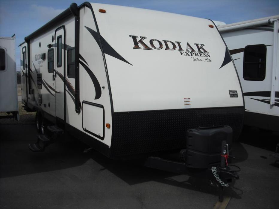 2015 Dutchmen Kodiak Express 286BHSL