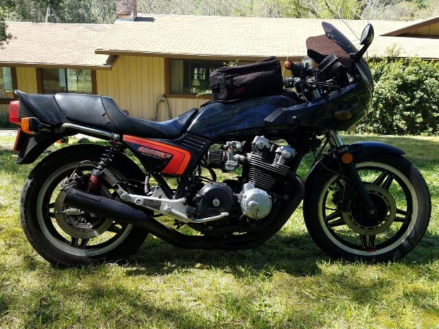 honda cb900f motorcycles for sale in california. Black Bedroom Furniture Sets. Home Design Ideas