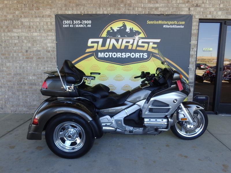 2013 Honda Gold Wing Trike