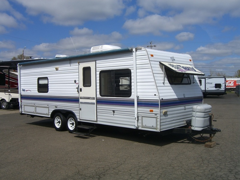 Fleetwood Terry 26 Rvs For Sale