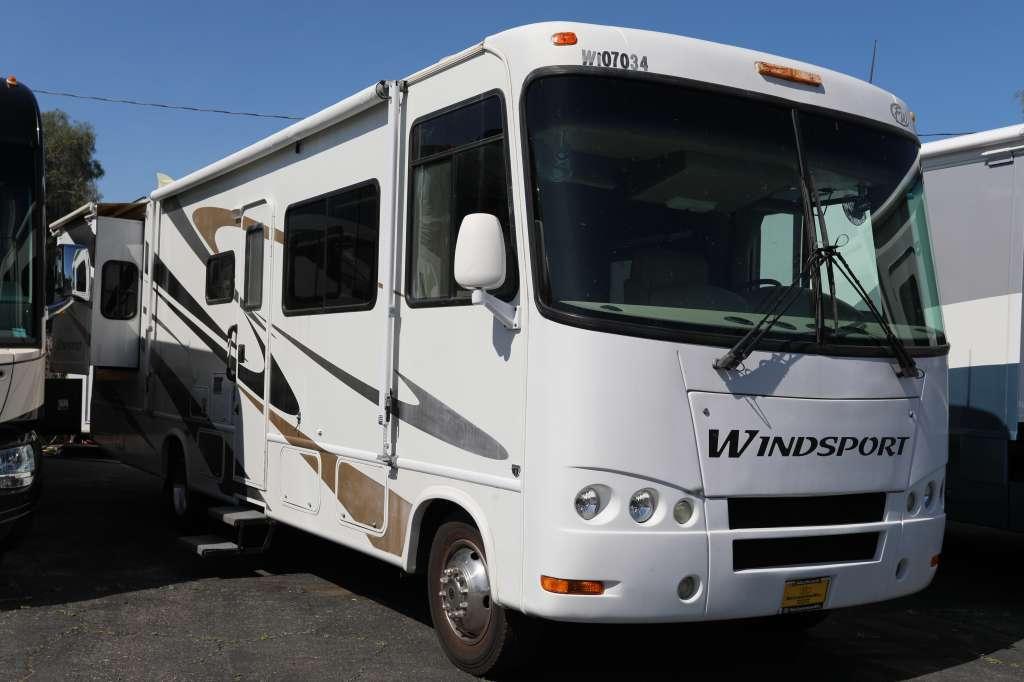 2007 Thor Motor Coach Windsport Windsport 31H Non-Basement
