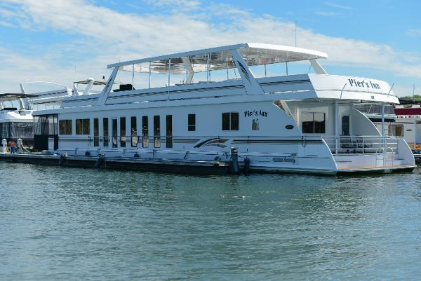 2009 Stardust Cruisers 21' x 91' Houseboat
