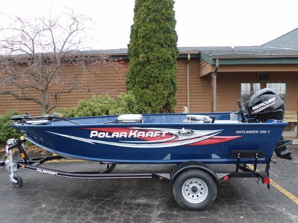 2016 Polar Kraft Outlander 156 T
