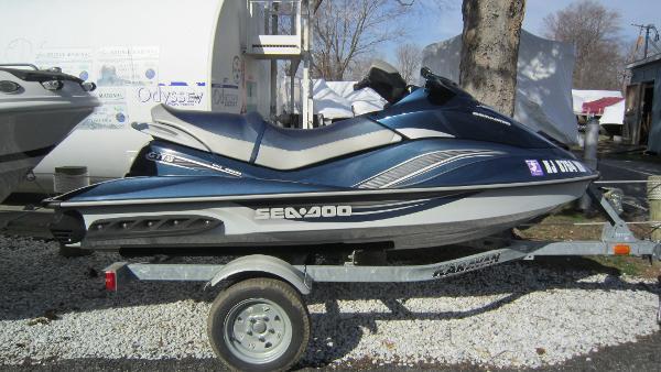 2009 Sea Doo GTI SE 155