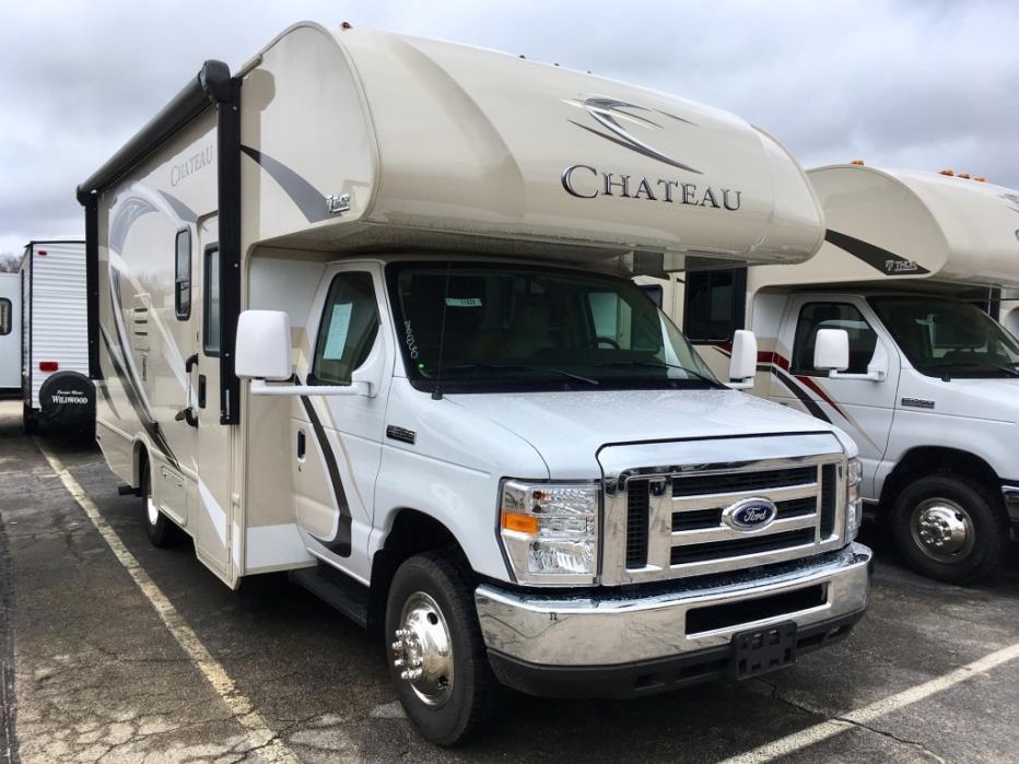 2018 Thor Motor Coach Chateau 22B