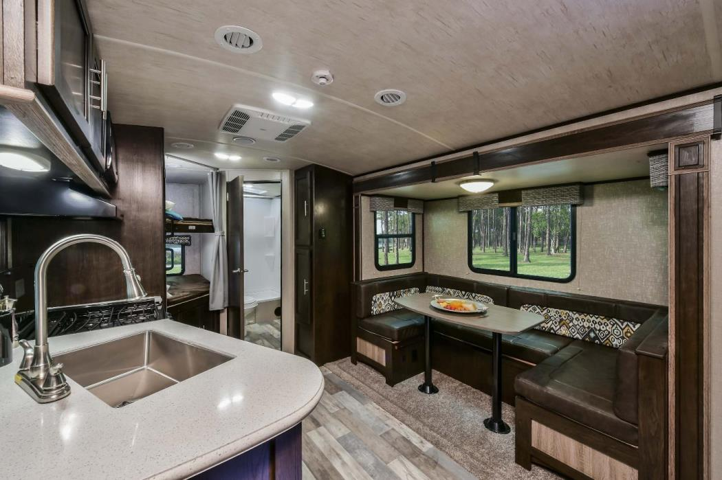 2018 Cruiser Rv Fun Finder 23BH