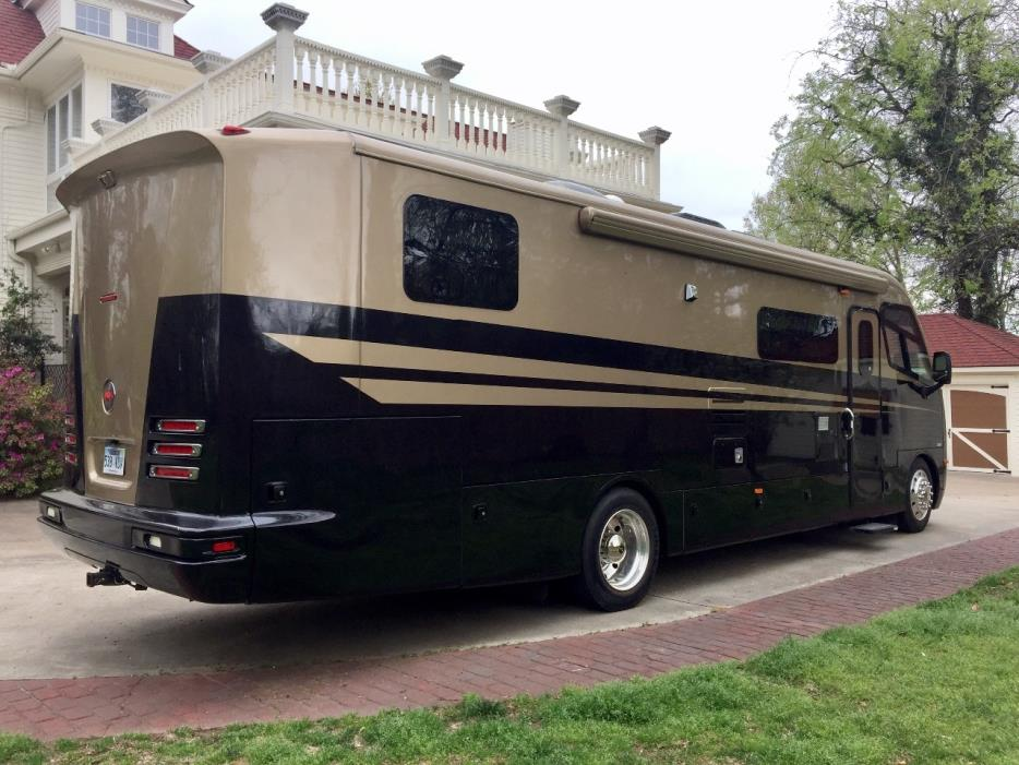 2011 Holiday Rambler VESTA
