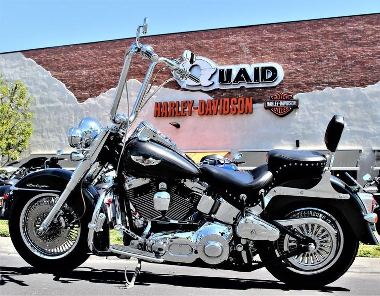 2005 Harley-Davidson FLSTN - Softail Deluxe