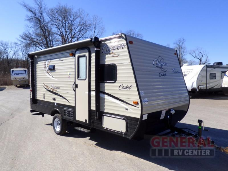 2018 Coachmen Rv Clipper Cadet 17CBH