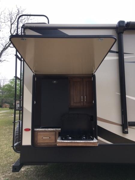 2017 Keystone Rv Laredo 280RB