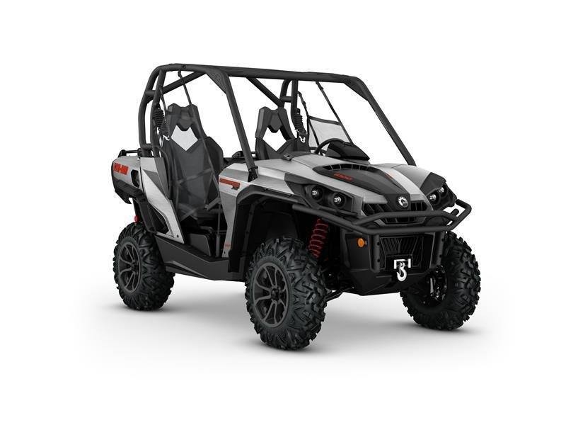 2016 Can-Am Commander XT 1000