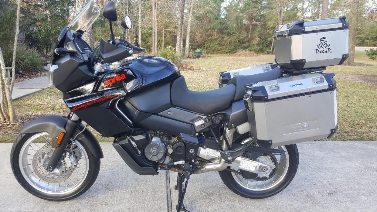 aprilia etv 1000 motorcycles for sale. Black Bedroom Furniture Sets. Home Design Ideas