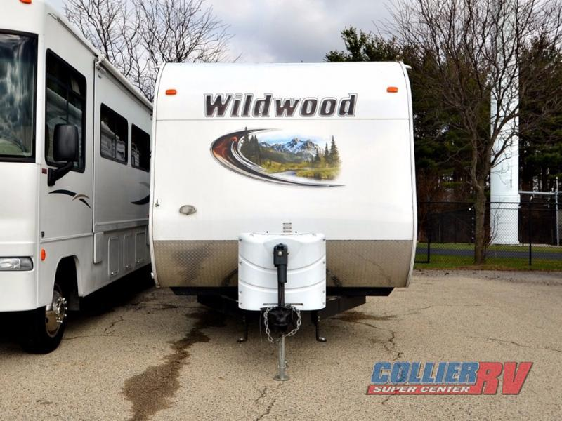 2013 Forest River Rv Wildwood 29QBBS
