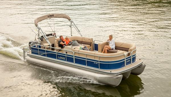 2017 Lowe SF 232 Pontoon
