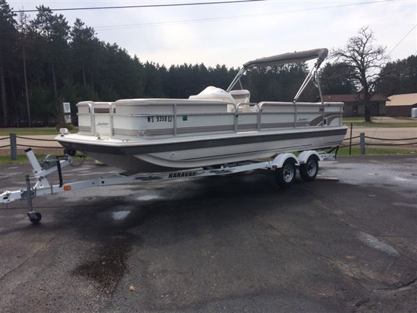1997 HURRICANE BOATS Hurrican 226R Fun Deck