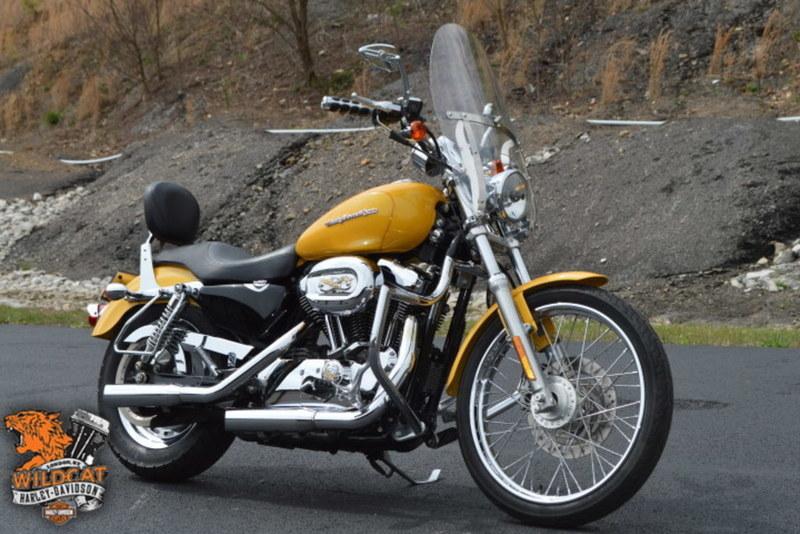 2006 Harley-Davidson XL1200C - Sportster 1200 Custom