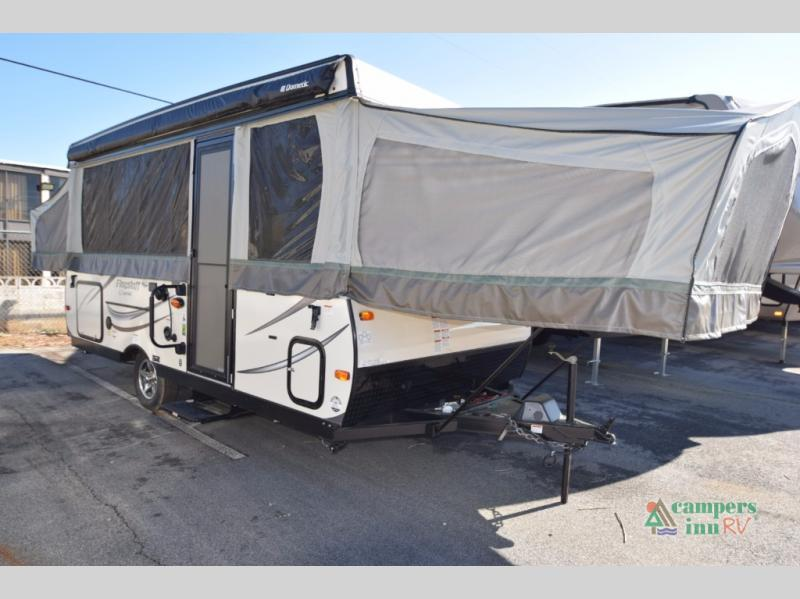 2017 Forest River Rv Flagstaff Classic 627D