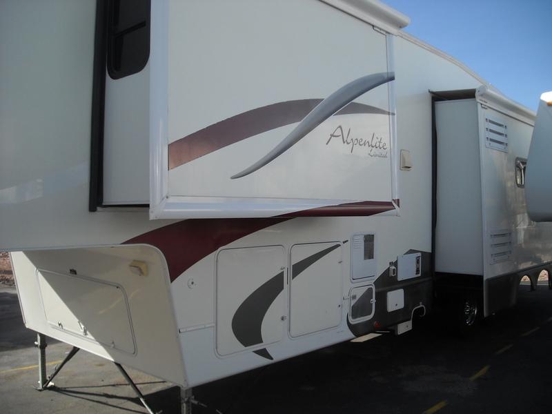 2007 Alpenlite Limited 34RL, 1