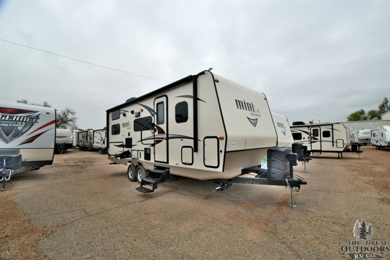 2018 Forest River Rockwood Mini Lite 2509S