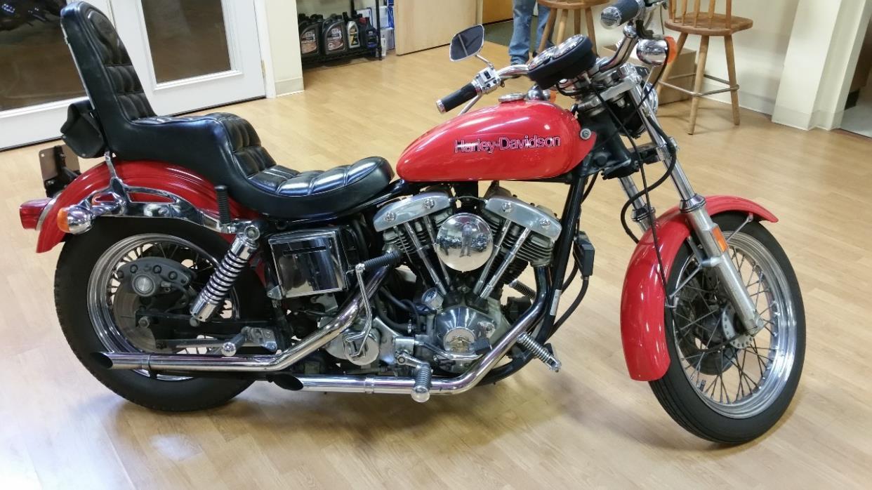 1977 Harley-Davidson SHOVELHEAD