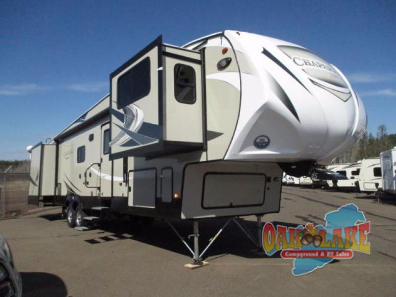 2018 Coachmen Rv Chaparral 370FL