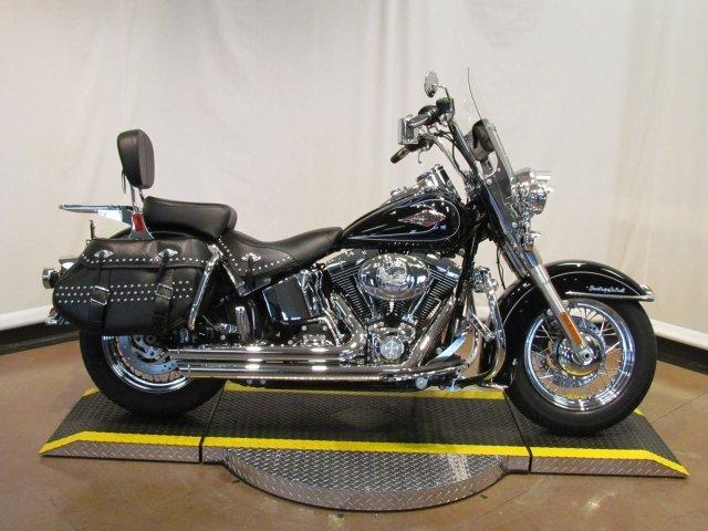 2010 Harley Davidson FLSTC - Heritage Softail Classic