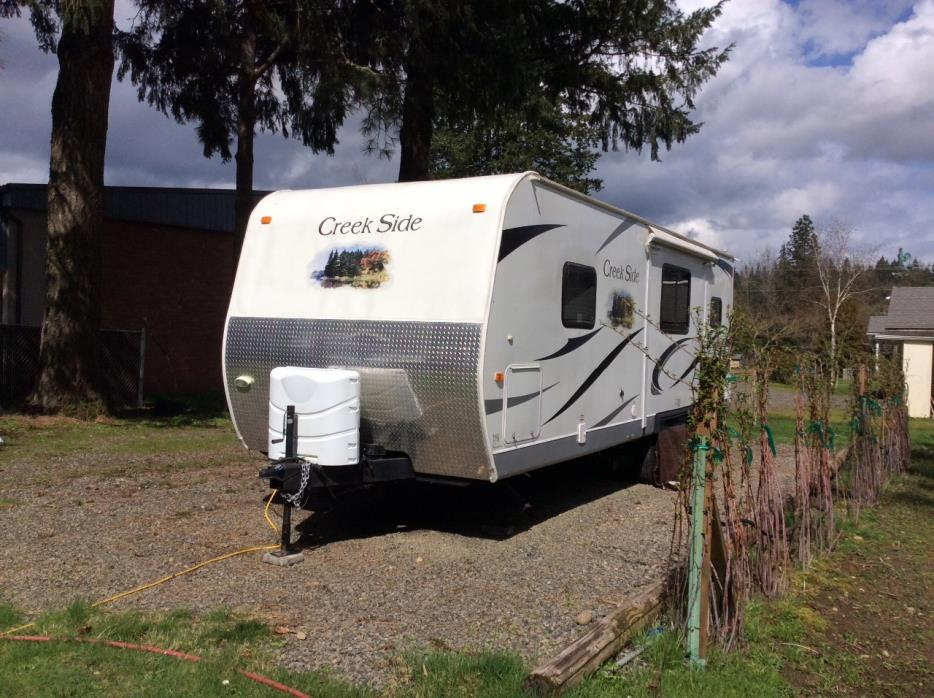 2012 Outdoors Rv Manufacturing CREEK SIDE 23RKS