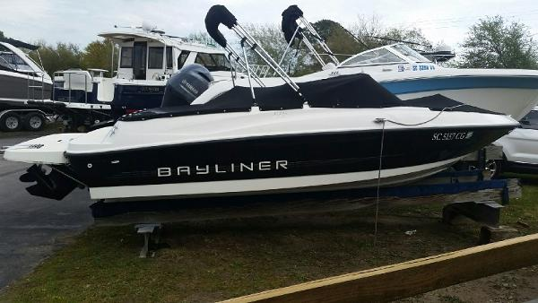 2013 Bayliner 175 Bowrider
