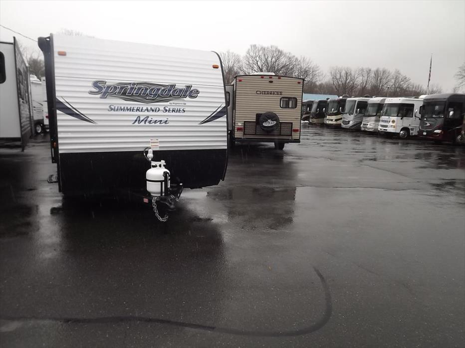 2016 Keystone Springdale Summerland Mini 1800
