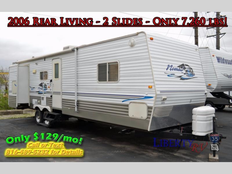 2006 Skyline Nomad 3180