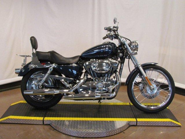 2008 Harley Davidson XL1200C - Sportster 1200 Custom