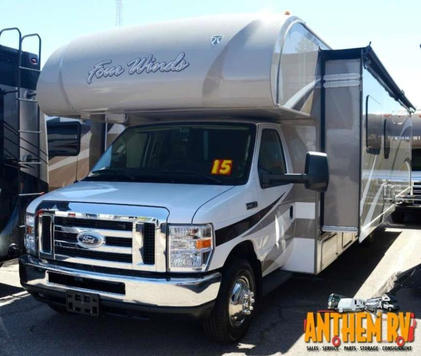 2015 Thor Motor Coach Four Winds Intl. 31W Four Winds