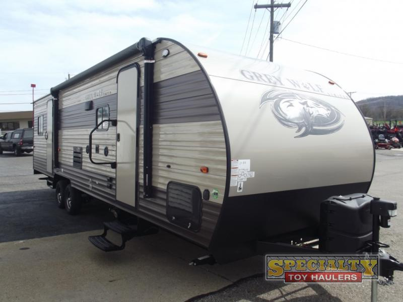 2018 Forest River Rv Cherokee Grey Wolf 27RR