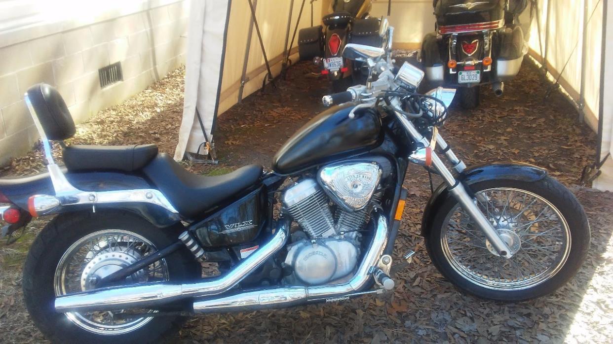 2001 Honda SHADOW VLX600