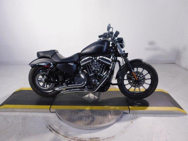 2012 Harley Davidson Sportster Iron 883 XL883N