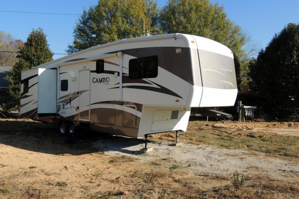 2008 Carriage CAMEO 34CK3