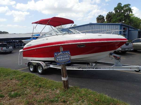 2004 Four Winns 205 Sundowner