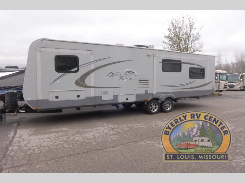 2012 Open Range Rv Roamer RT320RES
