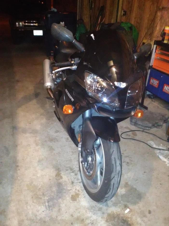 2008 Kawasaki ZZR 600