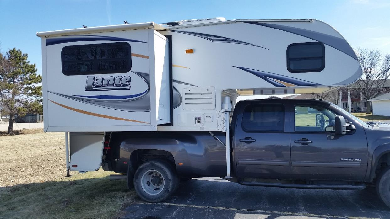 Truck Campers For Sale In Wisconsin