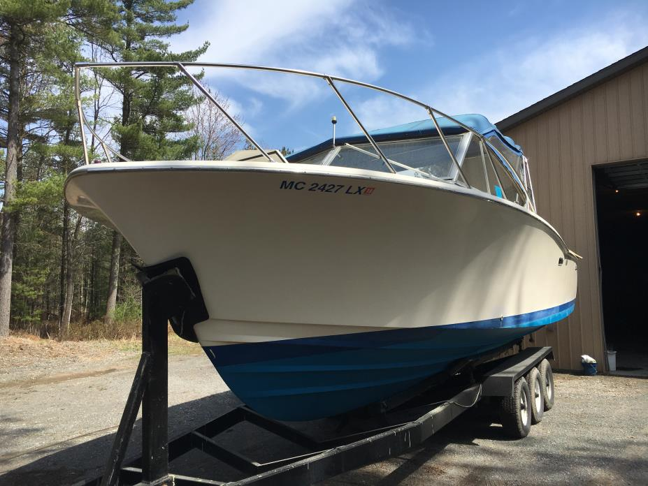 Ray Hunt Chris Craft Boats For Sale