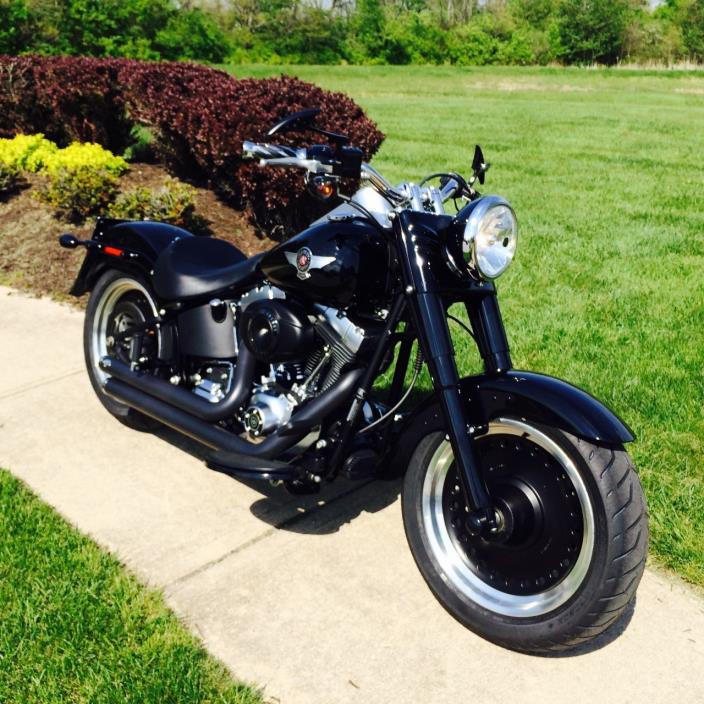 2010 Harley-Davidson FAT BOY LO