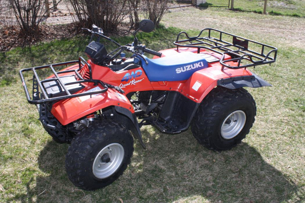 Suzuki Quadrunner motorcycles for sale
