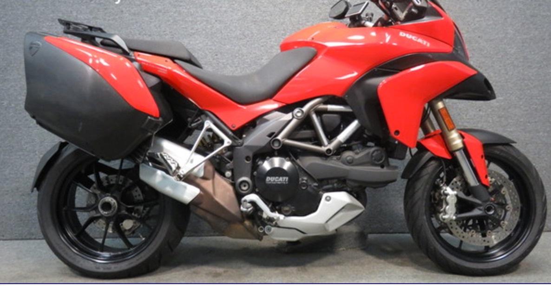 2010 Ducati MULTISTRADA 1200 S