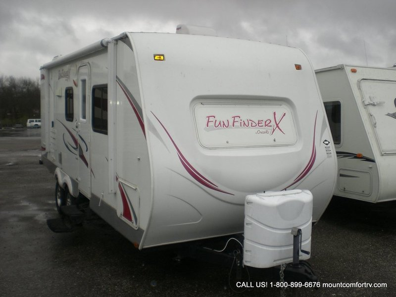 2012 Cruiser Rv Fun Finder X X-214WSD