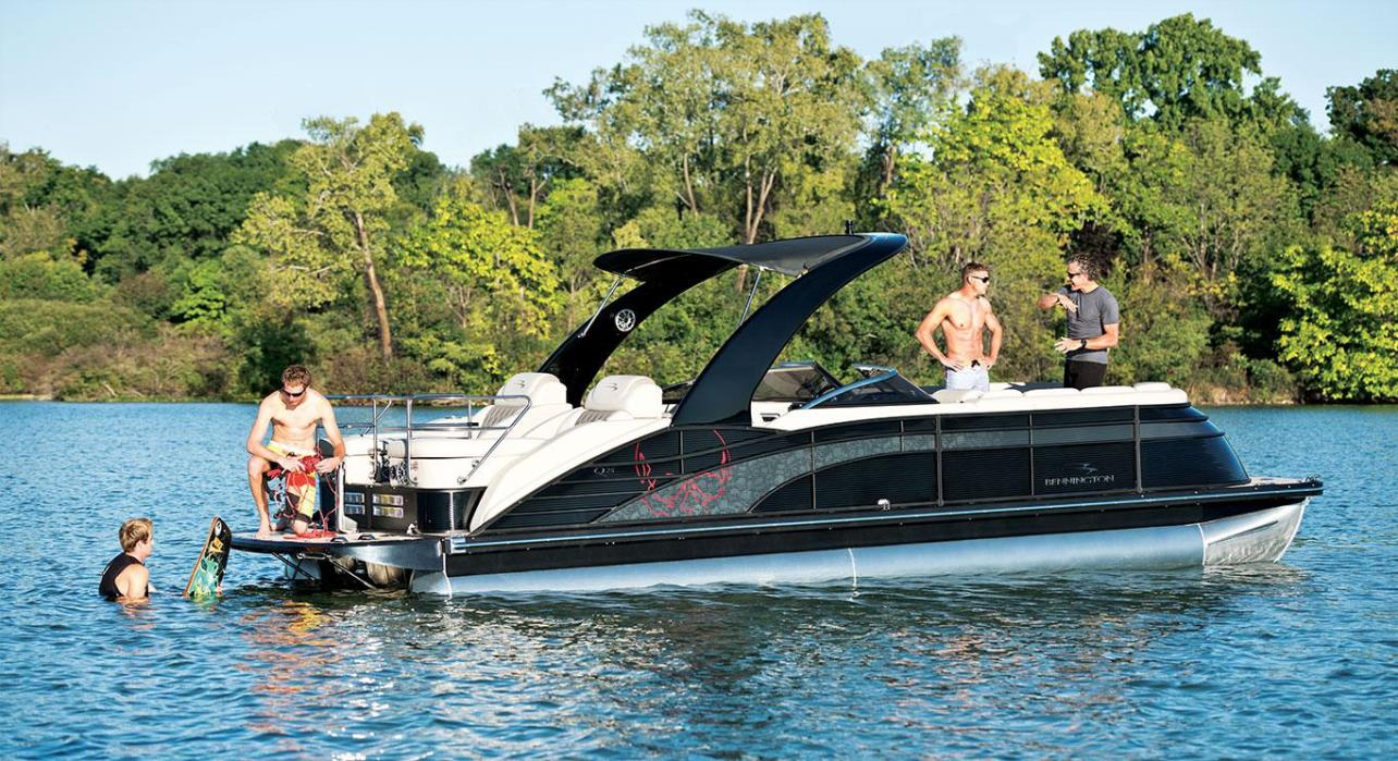 Bennington Q25 Boats For Sale